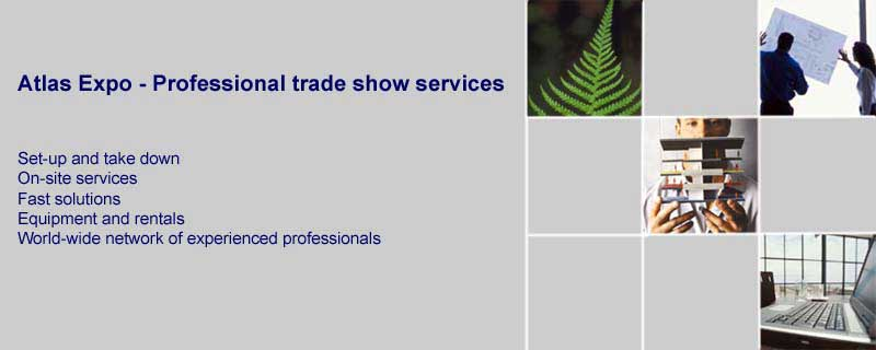 Atlas Expo World-wide trade show services